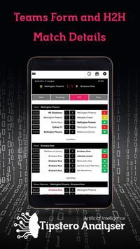 AI Football Analyser &  Stats screenshot 20