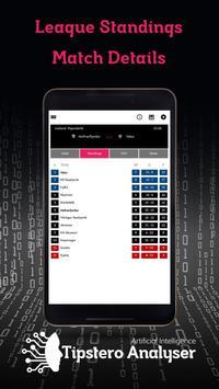 AI Football Analyser &  Stats screenshot 13
