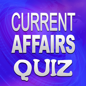 Current Affairs Quiz - Quiz Game with Leaderboard icon