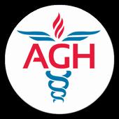 Almana General Hospital Zeichen