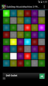 Dubstep Dj Drum Pads 2 screenshot 11