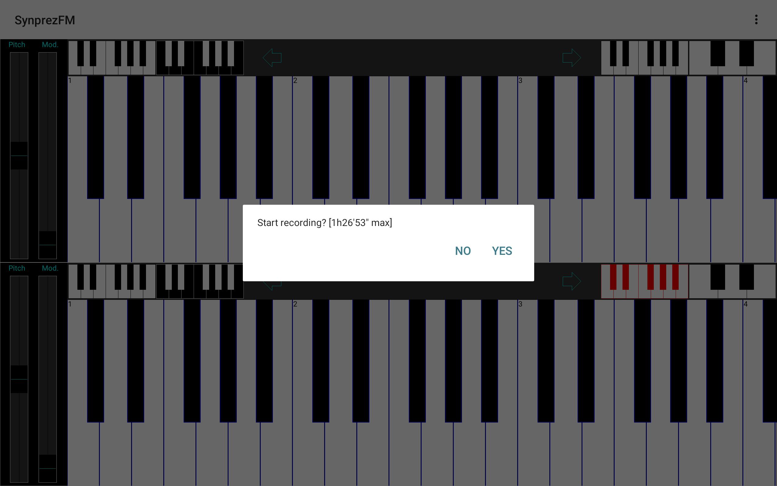 FM Synthesizer [SynprezFM II] for Android - APK Download