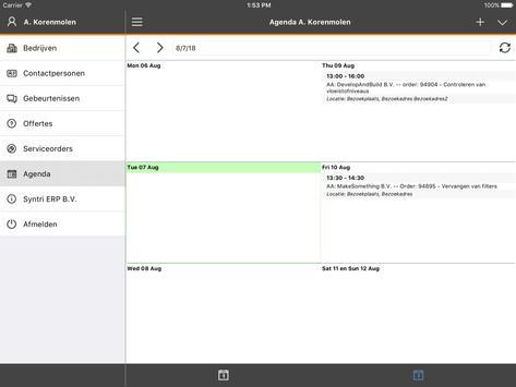 Syntri Service screenshot 8