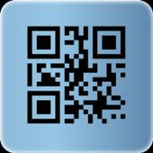 Simple QR reader icon