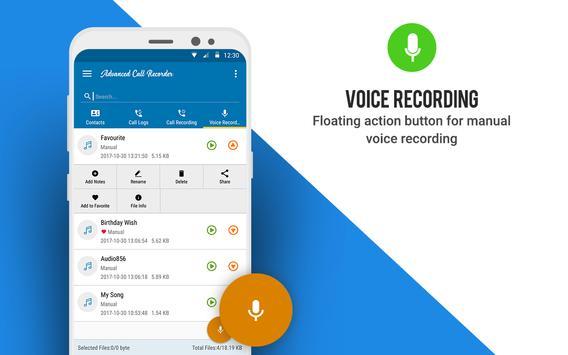 Advanced Call Recorder screenshot 9