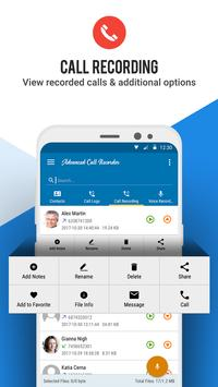 Advanced Call Recorder screenshot 1