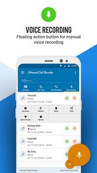 Advanced Call Recorder screenshot 2
