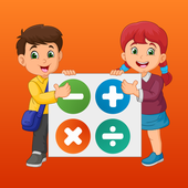 Kids Math App: New way of learning Maths icon