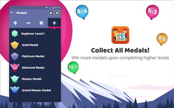 Kids Math App: New way of learning Maths screenshot 17
