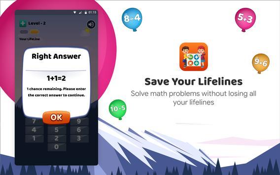 Kids Math App: New way of learning Maths screenshot 15