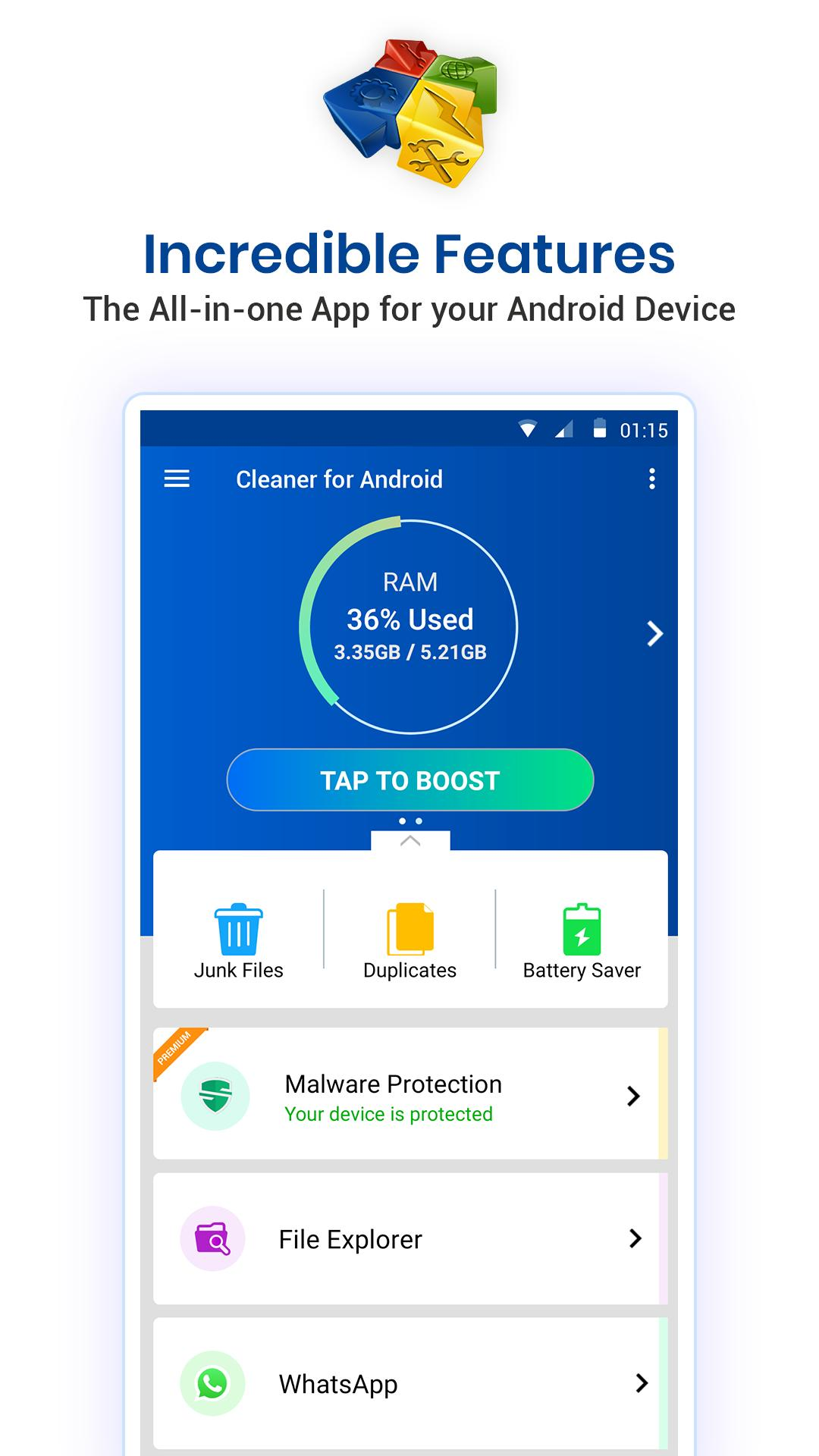 Cleaner For Android Phone Junk Clean Optimizer For Android Apk Download