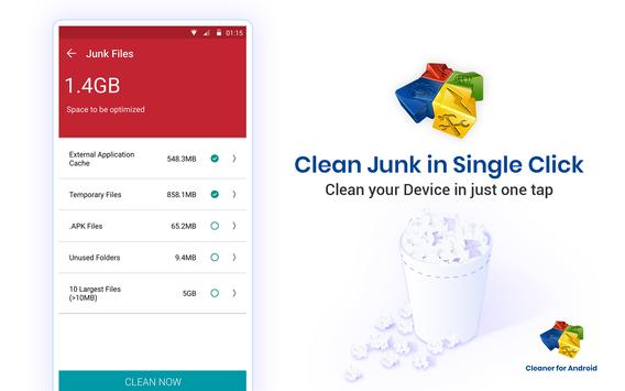 Cleaner For Android screenshot 18
