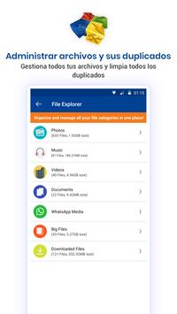 Cleaner For Android captura de pantalla 4