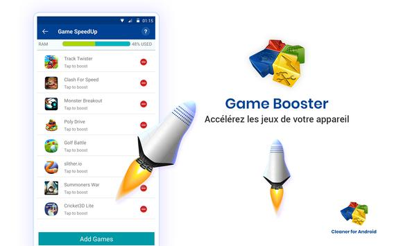 Cleaner For Android capture d'écran 23