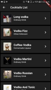 Cocktails Recipe screenshot 3