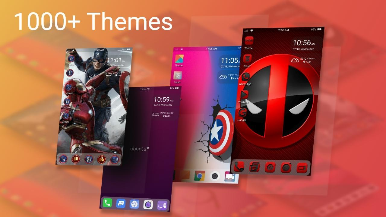 Launcher iOS 14 for Android - APK Download
