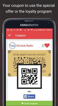 FansCoupon Offers & Discount screenshot 5