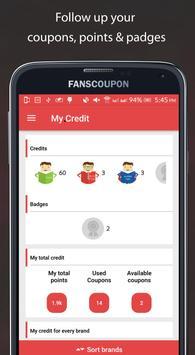FansCoupon Offers & Discount screenshot 7