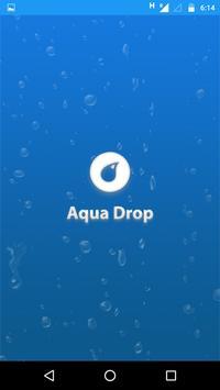 AquaDrop poster