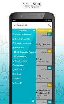 Szolnok City Guide screenshot 4