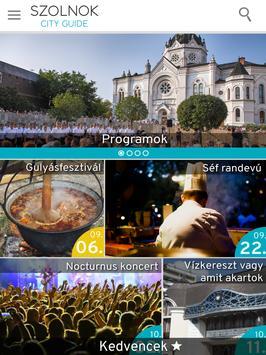 Szolnok City Guide screenshot 5