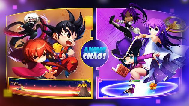 Anime Chaos imagem de tela 1