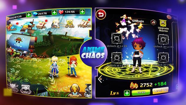 Anime Chaos imagem de tela 4