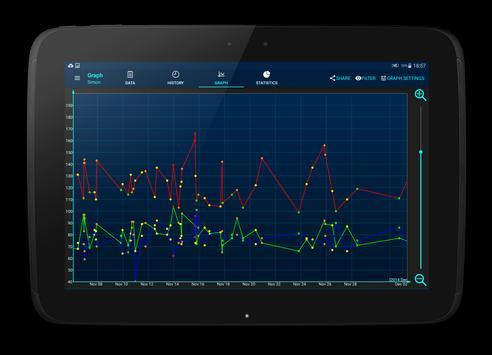 Blood Pressure screenshot 10