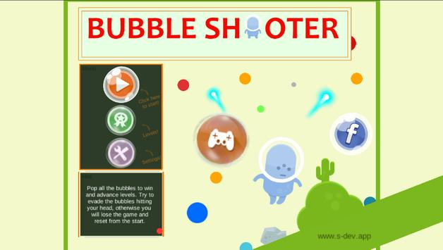 Bubble Shooter poster