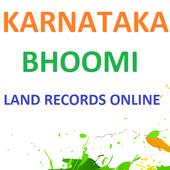 ಕರ್ನಾಟಕ ಭೂಮಿ - Karnataka Bhoomi Land Records icon