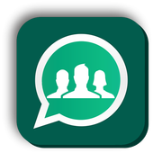 Groupzing :group links for whatsapp :meet people icon
