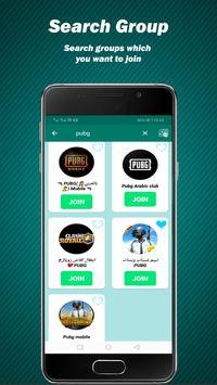 Groupzing :group links for whatsapp :meet people screenshot 6