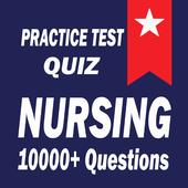 Nursing Quiz 10000+ Questions icon