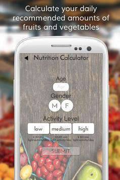 Smart Foods Organic Diet Buddy screenshot 9