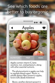 Smart Foods Organic Diet Buddy screenshot 2