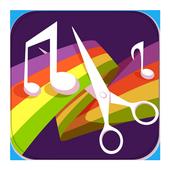 Ringtone Maker & Mp3 Split icon