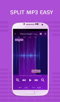 Ringtone Maker & Mp3 Split screenshot 3