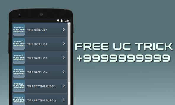 Free UC P U B G Helper » Download APK » 1 0
