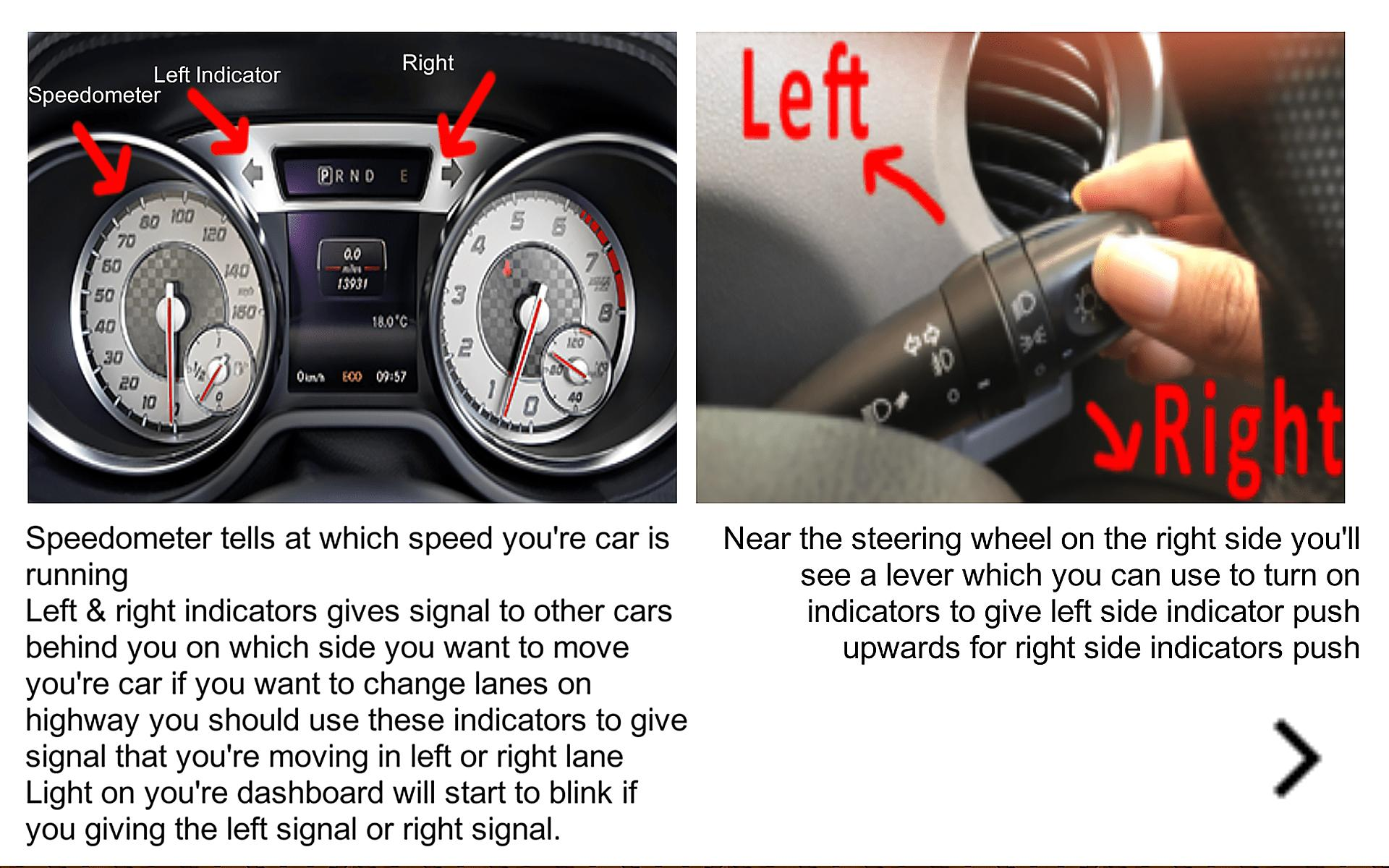 Learn How To Drive Manual Car : Beginners Guide for Android