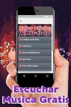 escuchar musica mp3 gratis en mi celular
