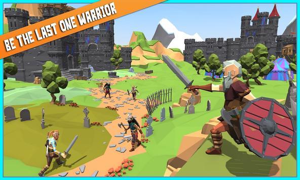 Axe Warrior poster
