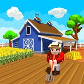 ikon Blocky Farm Worker