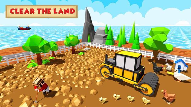 Blocky Farm Worker スクリーンショット 11
