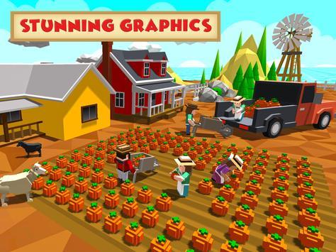 Blocky Farm Worker screenshot 6