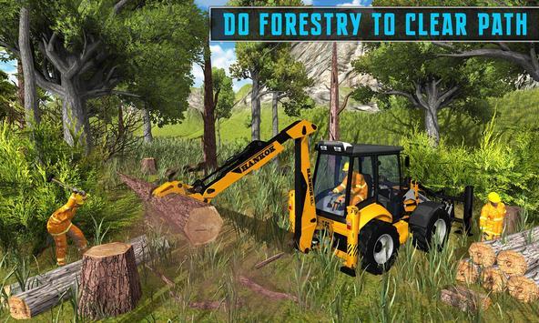 Excavator Simulator screenshot 1