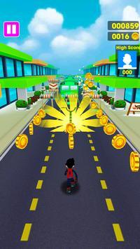 Train surf 3D : Subway Game screenshot 1