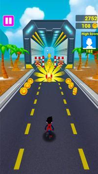 Train surf 3D : Subway Game screenshot 4