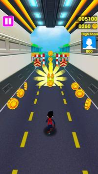 Train surf 3D : Subway Game screenshot 6