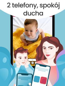 Niania Elektroniczna. Monitoring Wideo Dziecka. screenshot 11
