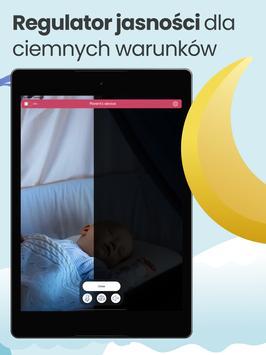 Niania Elektroniczna. Monitoring Wideo Dziecka. screenshot 16